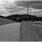 unterwegs auf der Landstrasse